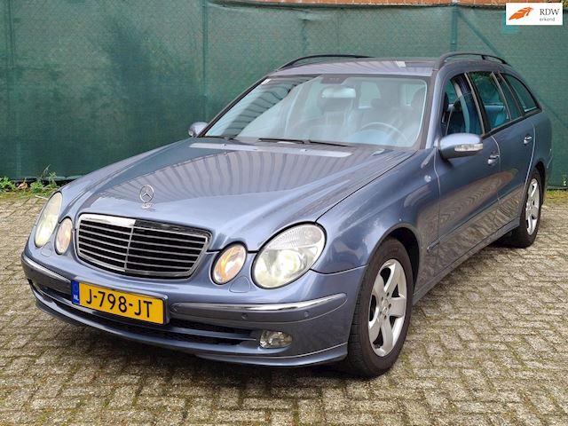 Mercedes-Benz E-klasse Combi occasion - Van Krieken Auto's