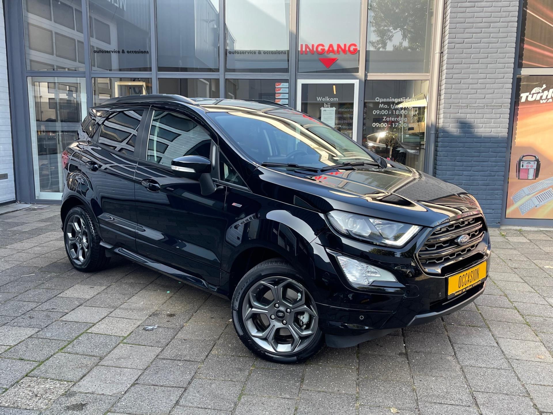 Ford EcoSport occasion - Autobedrijf Bilik