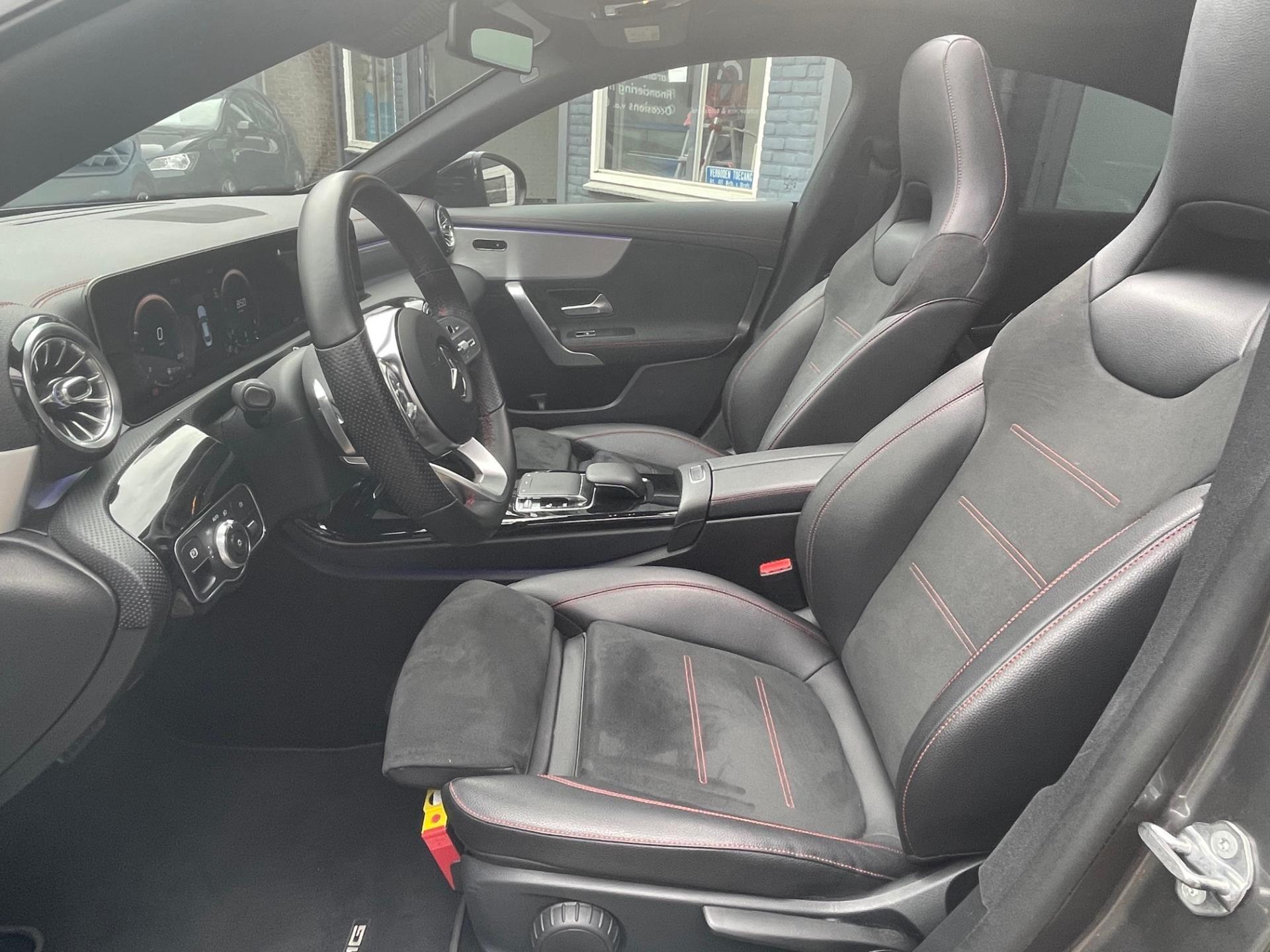 Mercedes-Benz CLA-klasse occasion - Autobedrijf Bilik