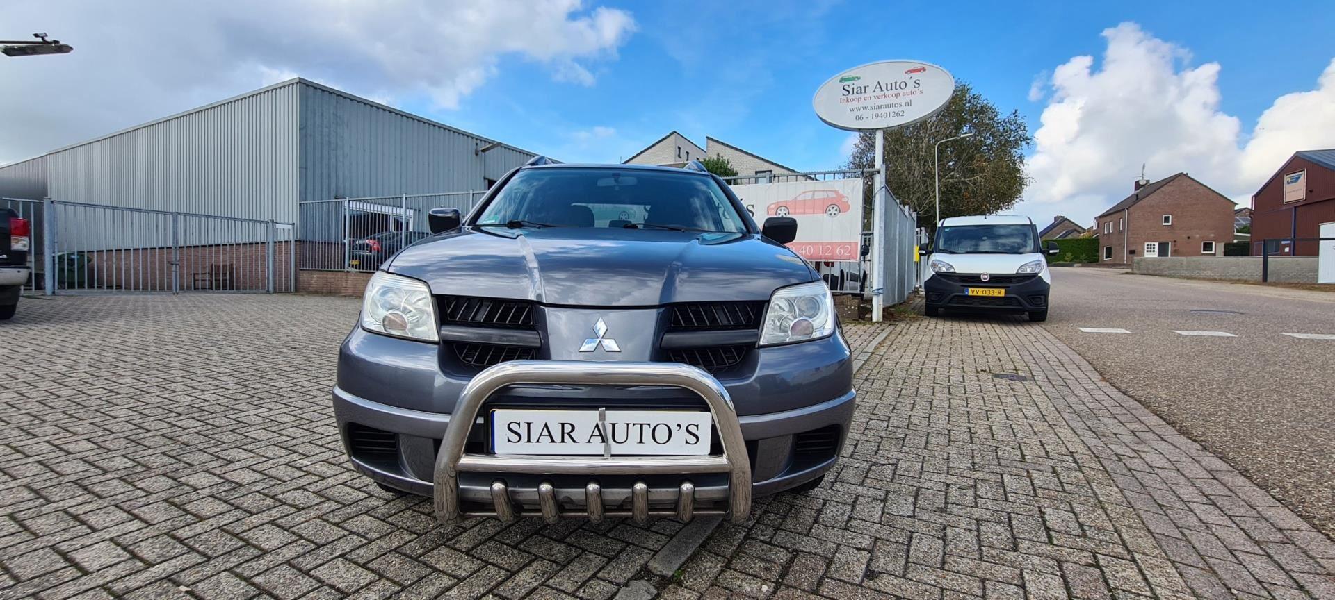 Mitsubishi Outlander Sport occasion - Siar Auto's