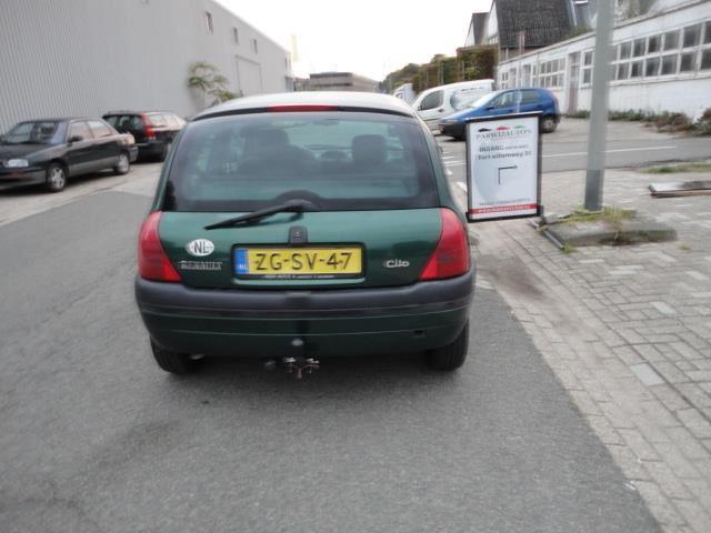 Renault Clio occasion - Parwiz Automobielen