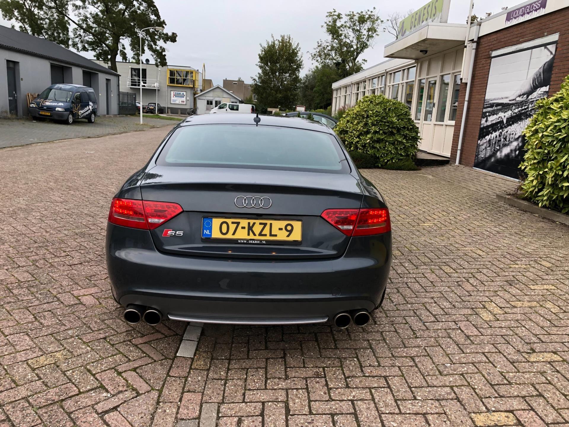 Audi A5 Coup occasion - Autogarage Krommenie