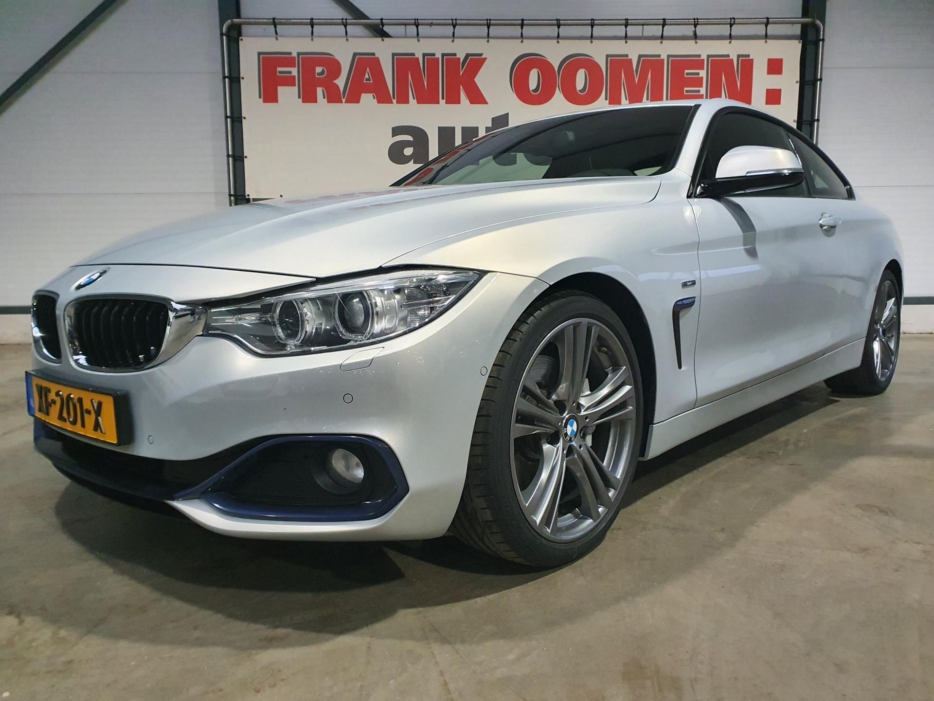 BMW 4-serie Coupé occasion - Frank Oomen Auto's B.V.