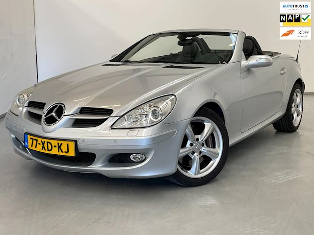Mercedes-Benz SLK-klasse 350 / Aut / NL Auto / Xenon / Memory