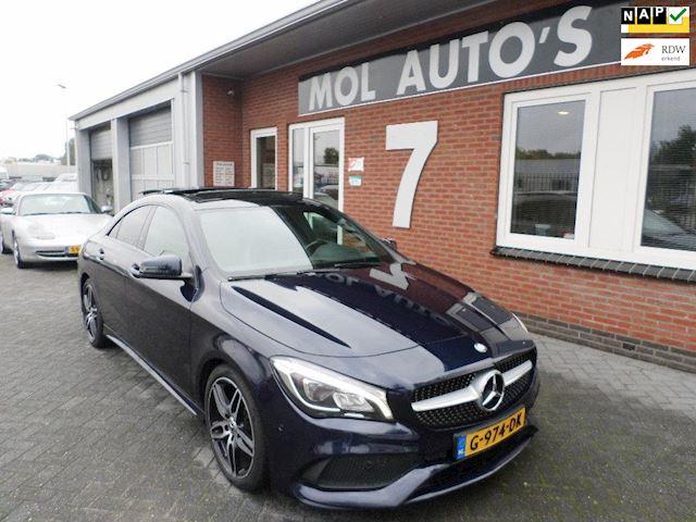 Mercedes-Benz CLA-klasse 200 d AMG , Vol Leer , Navigatie , APK 09-22