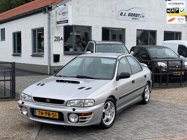 Subaru Impreza 2.0 GT AWD Turbo 555 in keurige staat!