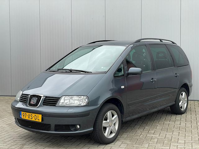 Seat Alhambra 2.0 Expedition, LPG - G3, 7-persoons uitvoering.
