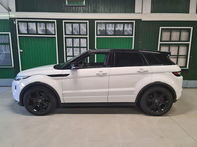 Land Rover Range Rover Evoque 2.0 Si 4WD Prestige Navi/Leer/Cruise