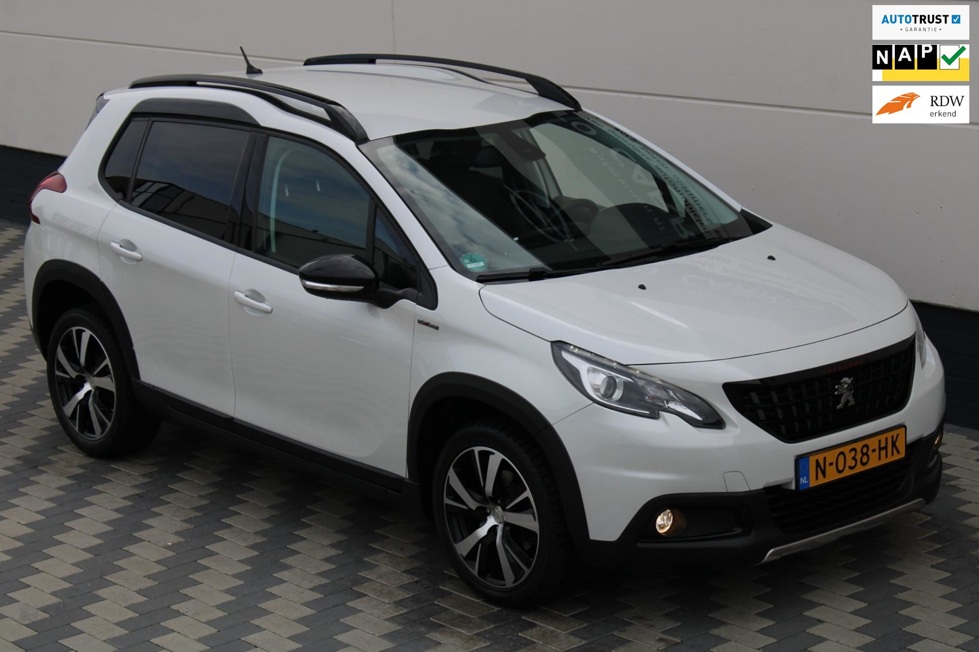 Peugeot 2008 occasion - CARRION