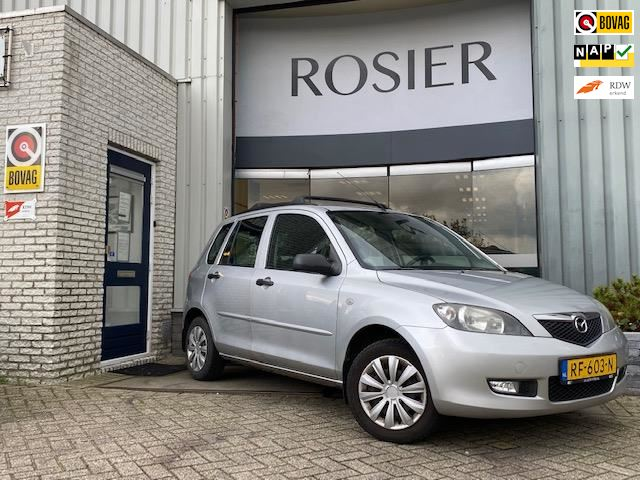 Mazda 2 occasion - Rosier Auto's
