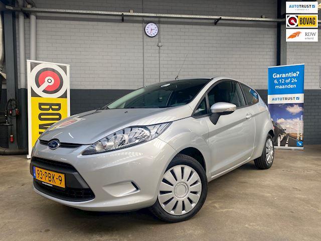 Ford Fiesta 1.25 Limited Airco, Centrale deurvergrendeling, Nieuwstaat, NAP
