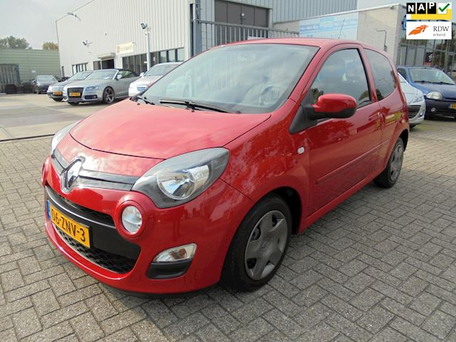Renault Twingo 1.2 16V Collection, NAP, Airco, Cruise Control, Nieuwstaat