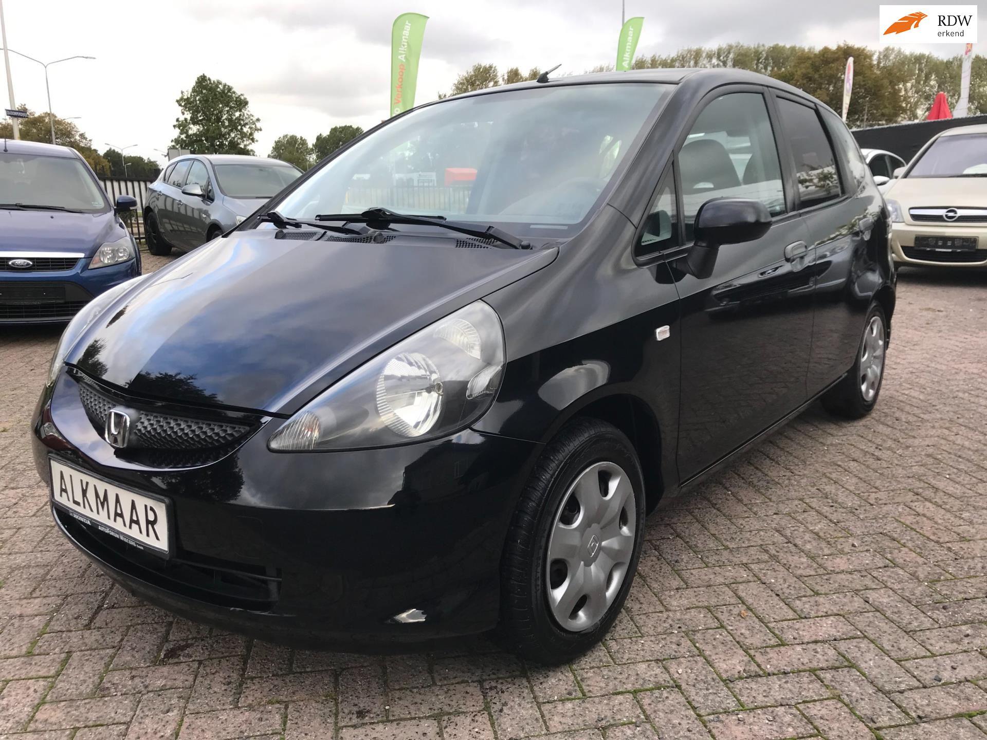 Honda Jazz occasion - Autoverkoop Alkmaar