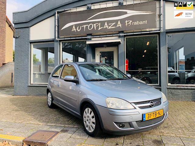 Opel Corsa 1.2-16V Silverline/ CRUISE/  AIRCO/ 15INCH/ AUX/ ISO/ NAP