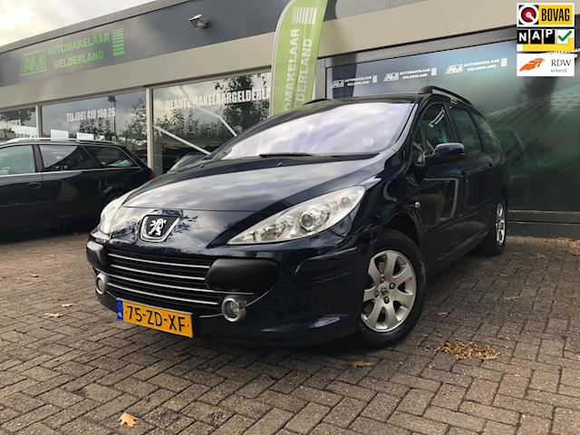 Peugeot 307 Break 1.6-16V Premium AUTOMAAT|AIRCO|CRUISE|NIEUWE APK
