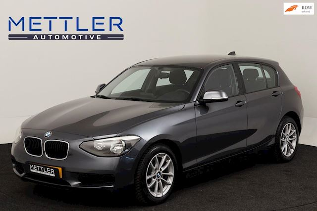BMW 1-serie occasion - Mettler B.V.