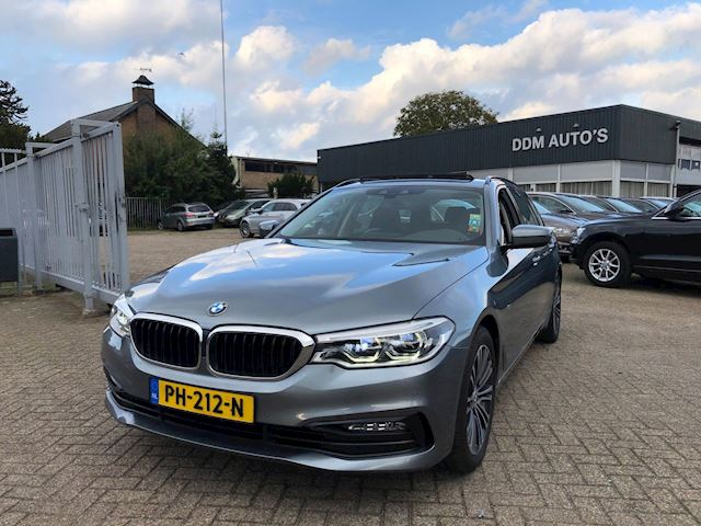 BMW 5-serie Touring 520d High Executive sport full option 2017