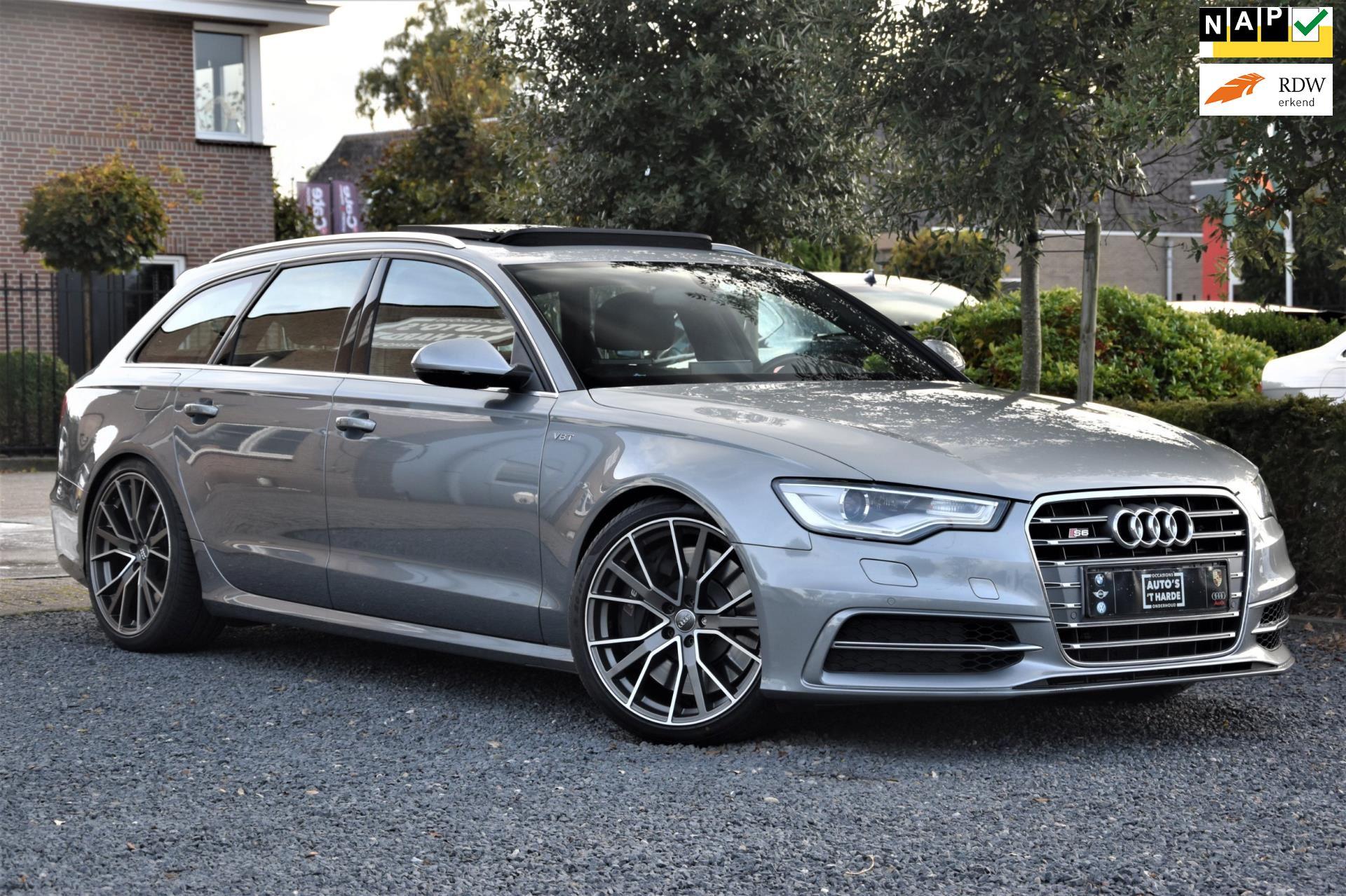 Audi S6 Avant occasion - Auto`s `t Harde