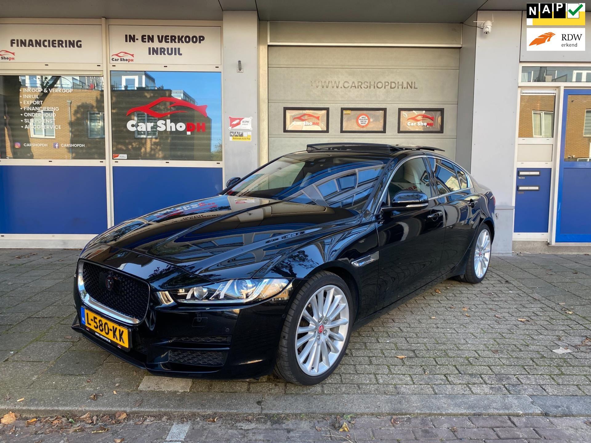 Jaguar XE occasion - Car Shop DH