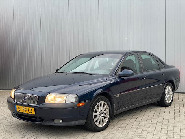 Volvo S80 2.4 Automaat - 125 kW - 170PK - Youngtimer