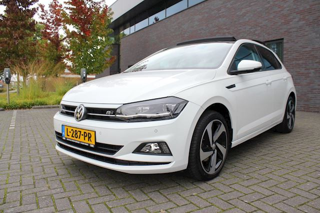 Volkswagen Polo 1.6 TDI R-Line 95pk LED Cruise PDC