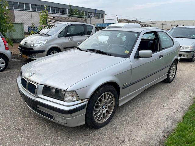 BMW 3-serie Compact 316i, SCHUIFDAK, VOL LEDER SPORTSTOELEN, AIRCO