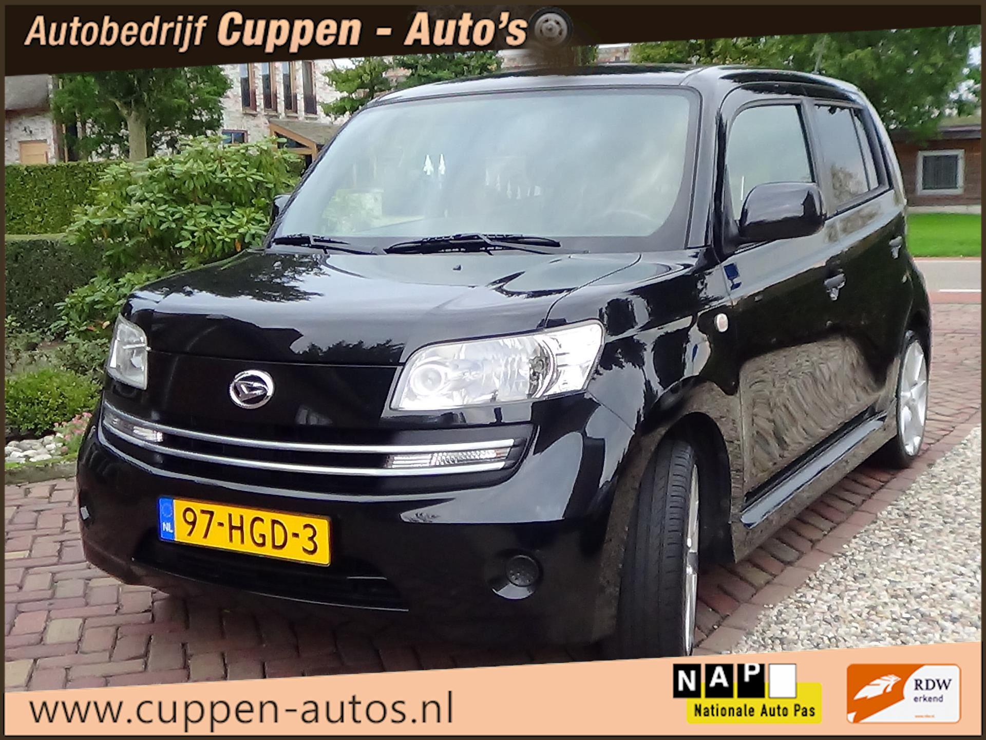 Daihatsu Materia occasion - Cuppen - Auto's