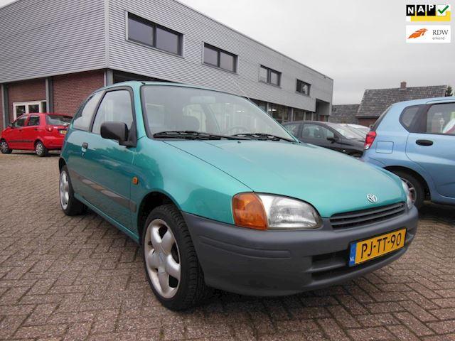 Toyota Starlet occasion - Autobedrijf Grashoek