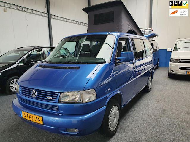 Volkswagen MULTIVAN BusCamper 2.5TDi evt 7pers kwarttarief