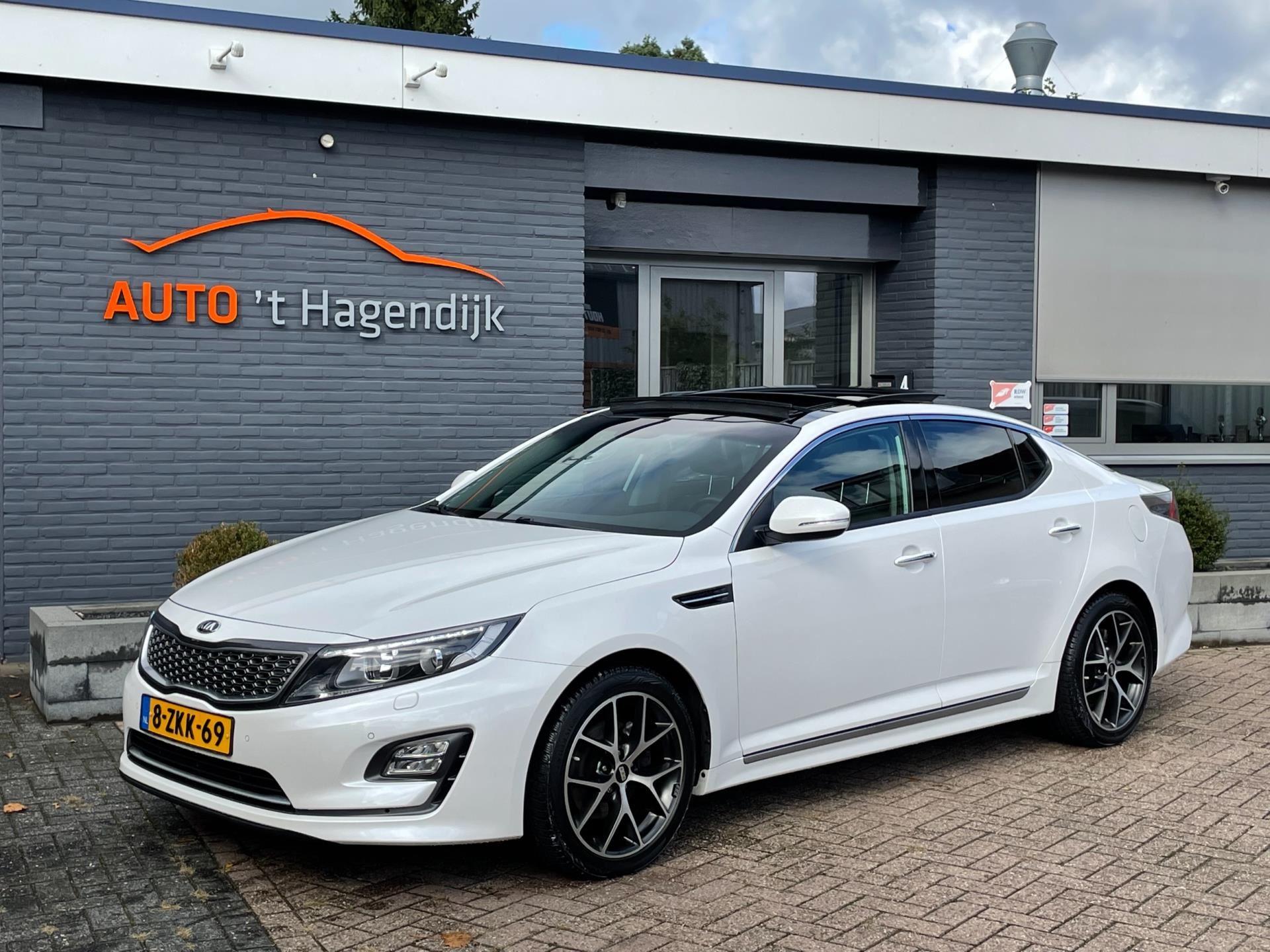 Kia Optima occasion - Auto 't Hagendijk