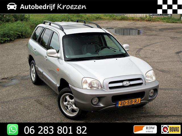 Hyundai Santa Fe 2.0i-16V Business Edition * Org NL Auto * Van 2e Eigenaar *