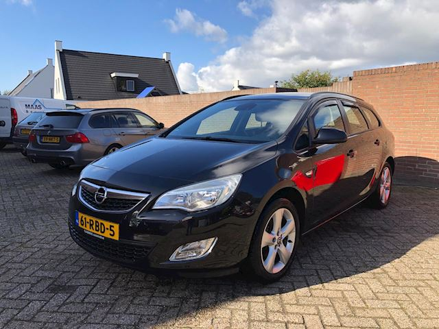 Opel Astra Sports Tourer 1.4 Turbo Edition