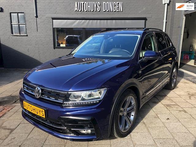 Volkswagen Tiguan 2.0 TDI 4Motion Highline Aut! Navi! Nieuwstaat!