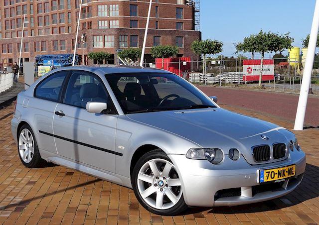 BMW 3-serie Compact occasion - MCS Auto's
