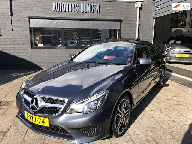 Mercedes-Benz E-klasse Coupé occasion - Autohuys Dongen