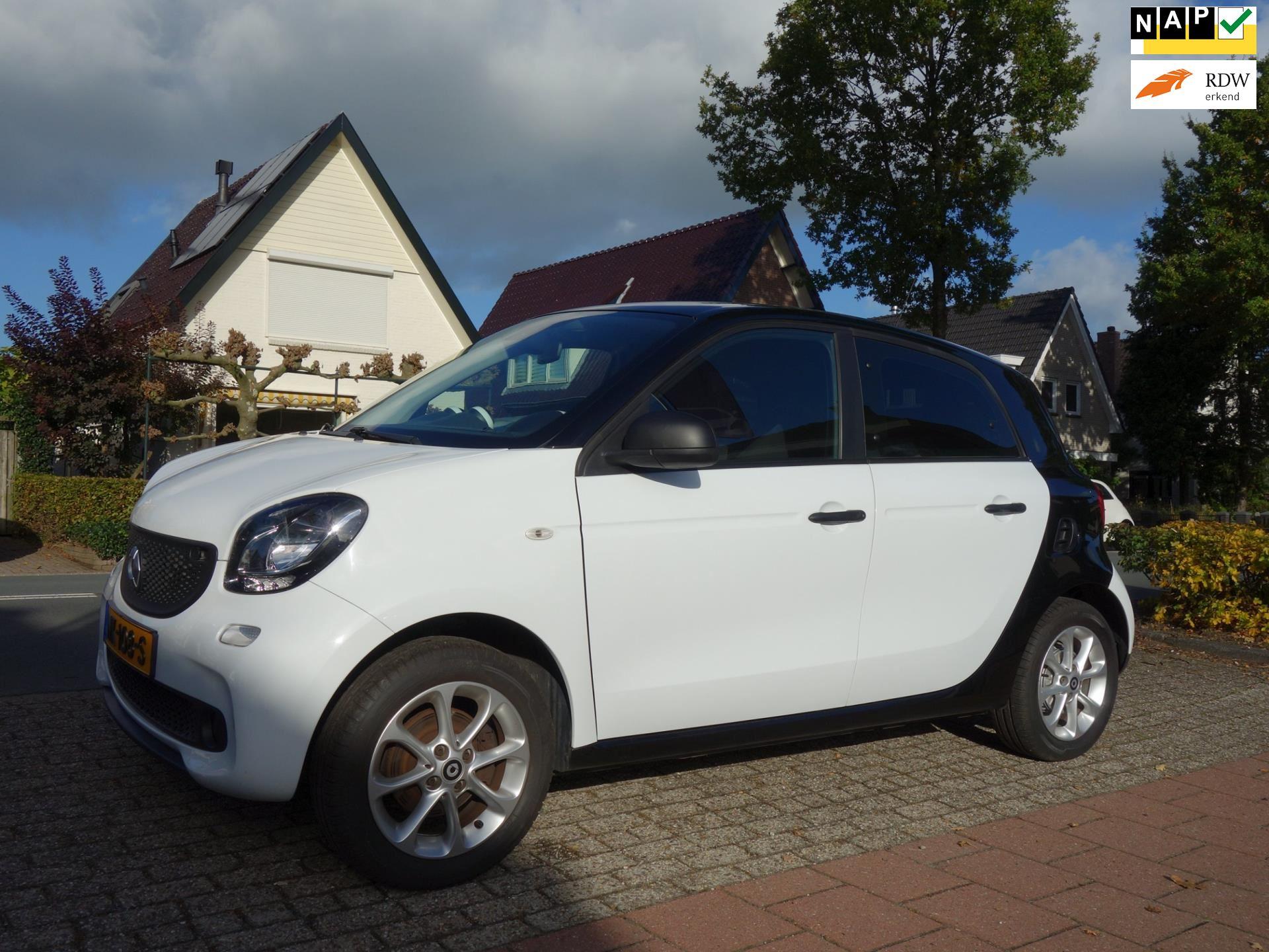 Smart Forfour occasion - De Vries Automotive Apeldoorn
