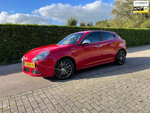 Alfa Romeo Giulietta occasion - R. Oldenburg Auto's