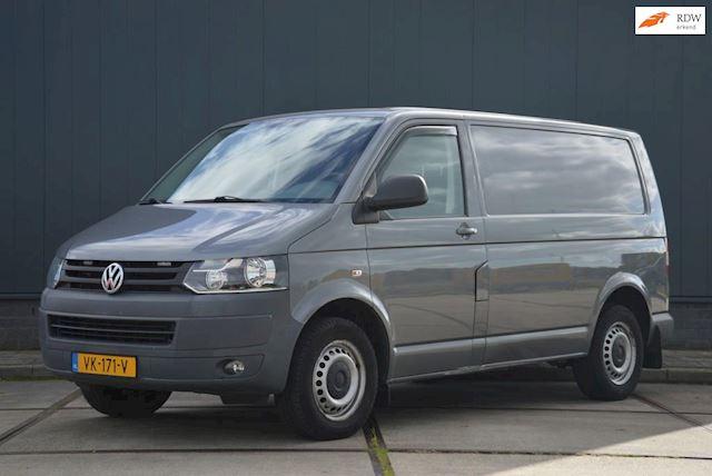 Volkswagen Transporter 2.0 TDI 115Pk Airco Schuifdeur Trekhaak Euro 5