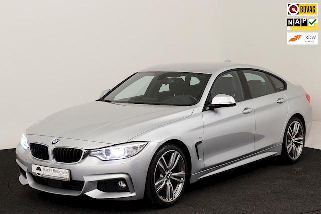 BMW 4-serie Gran Coupé 420i High Executive M-pakket, nieuwstaat