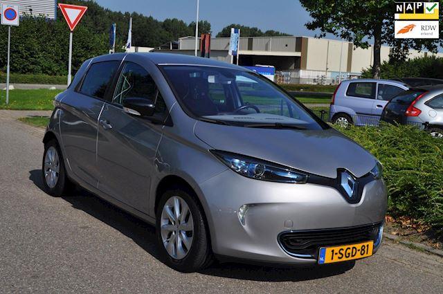 Renault ZOE Q210 Zen Quickcharge 22 kWh/CLIMA AIRCO/LM-VELGEN/NAVIGATIE/INCLUSIEF 220v en 380v OPLADER/nieuwe APK/57.778 km NAP