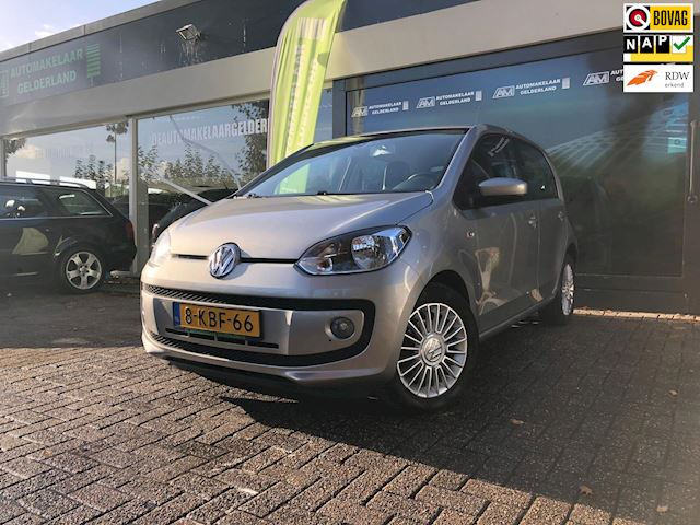 Volkswagen Up! 1.0 high up! BlueMotion NIEUWE APK|PDC|LMV|AIRCO|CRUISE