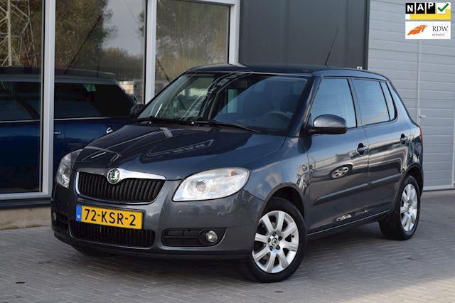 Skoda Fabia 1.2-12V Sprint   1ste eigenaar !   Dealeronderhouden   NL Auto   NAP + APK 10-2022 !
