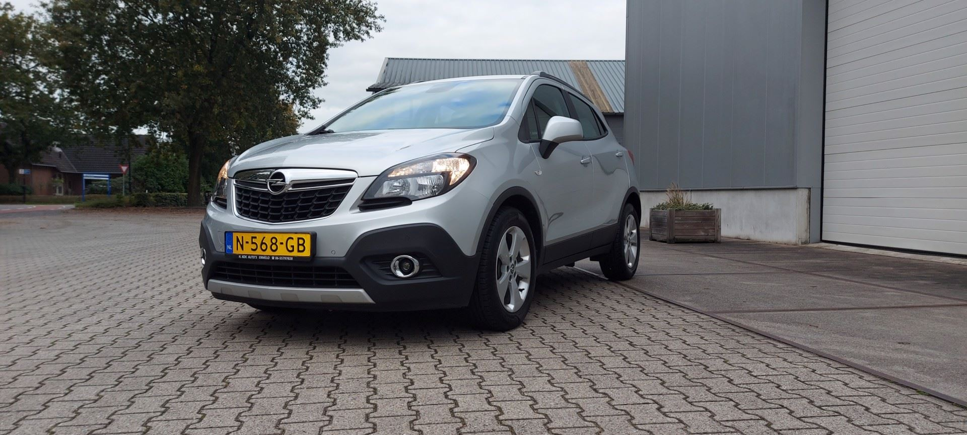 Opel Mokka occasion - H. Kok Auto's