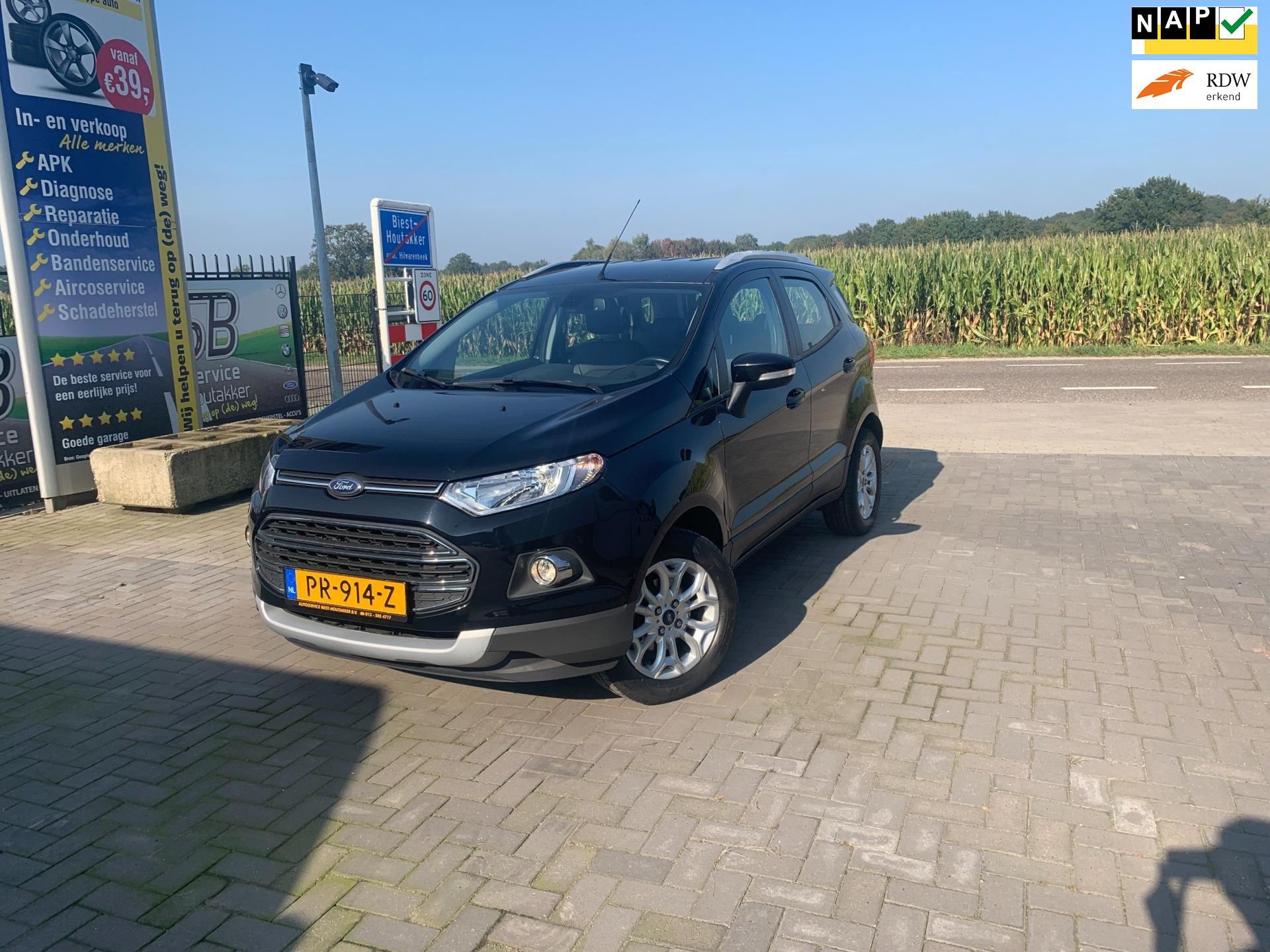 Ford EcoSport occasion - Autoservice Biest Houtakker