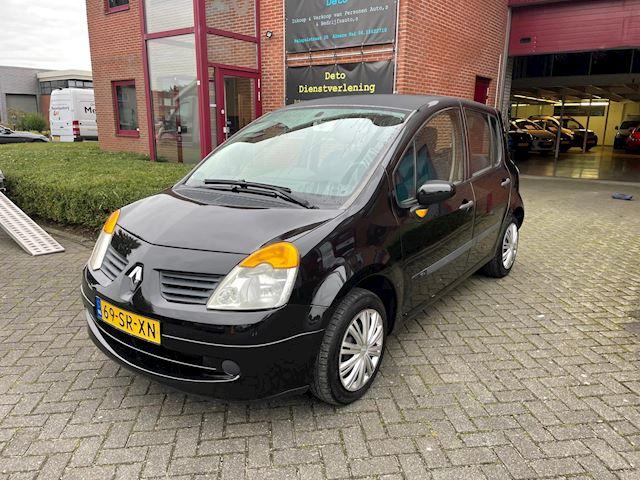 Renault Modus 1.2-16V Dynamique Comfort Boekjes NAP