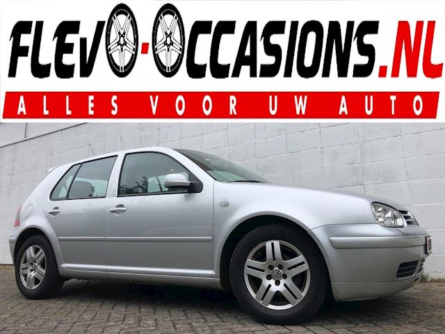 Volkswagen Golf 1.6 Attraction LPG G3 Automaat 5DR NAP NWE APK Trekhaak Cruise Control