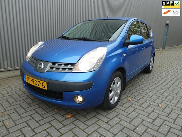 Nissan Note 1.4 First Note/Airco/Audio/LMV