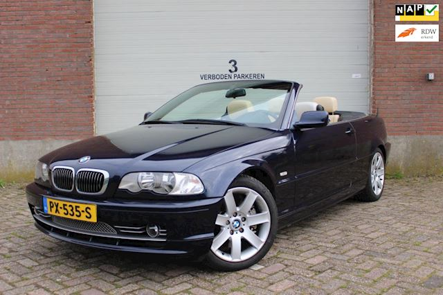 BMW 3-serie Cabrio 330Ci / Individual / Hardtop / Youngtimer / Uniek