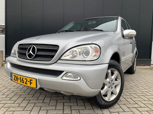 Mercedes-Benz M-klasse 270 CDI '04 Youngtimer/Aut/Leder/Org171dkm!!!NwStaat