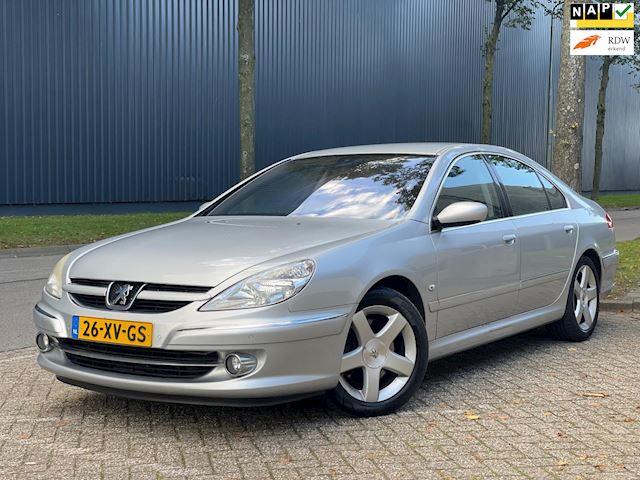 Peugeot 607 2.2-16V Pack/LAGE KM MET NAP/NAVI/PDC/LEDER/AIRCO/CRUISE/